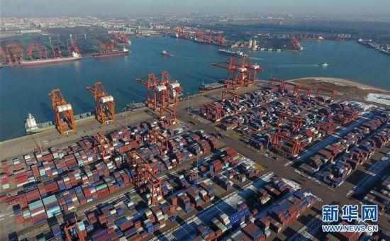 (经济)(1)河北省港口提前完成年度计划吞吐量