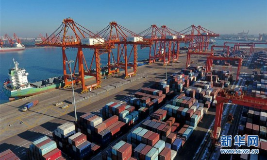 (经济)(2)河北省港口提前完成年度计划吞吐量